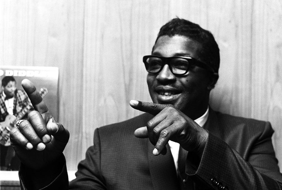 ISSUE09: The Originator (Bo Diddley)