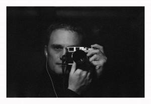 Copenhagen Leica M4 90/2.8 Delta 400 @ 800