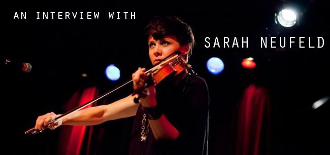 Sarah Neufeld