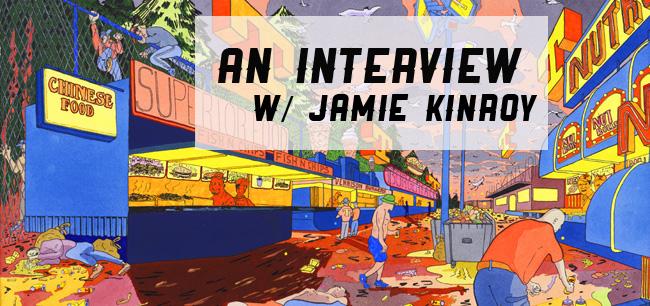 Jamie Kinroy